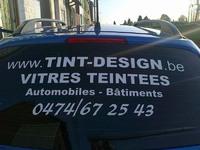 Tint Design - Lettrage
